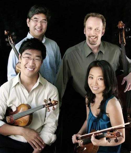 Johannes String Quartet (c) Lisa Marie Mazzucco